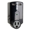 3-outlets 540 Joules Direct Plug-in Surge Suppressor