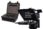 TP-300 Teleprompter and Hard Shell Case