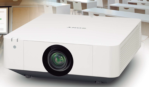 5000 Lumens 3LCD Installation Projector, White