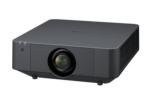 6000 Lumens WUXGA Laser Projector, Black