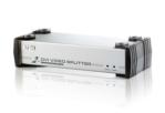 2-Port DVI Video Splitter