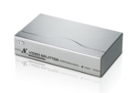 8-Port Video Splitter, Supports 300MHz Bandwidth