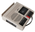 Deluxe Cassette Recorder/Player