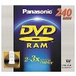 9.4GB 240 Minutes Double Sided Removable Cartridge DVD-RAM Disc