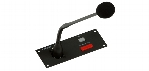 Digital Conferencing Chairman Flush Panel w/Pluggable Mic 15 in. (38 cm)