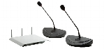 Wireless Digital Conferencing 12-Person Board Room System
