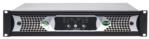 Power Amplifier: 2 x 800 Watts @ 2 Ohms                    2 x 800 Watts @ 4 Ohms                   2 x 800 Watts @ 70V