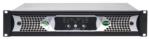 Network Power Amplifier: 2 x 400 Watts @ 2 Ohms 2 x 400 Watts @ 4 Ohms 2 x 400 Watts @ 70V
