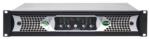 Network Power Amplifier: 4 x 400 Watts @ 4 Ohms 4 x 400 Watts @ 4 Ohms 4 x 400 Watts @ 70V