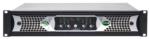 Network Power Amplifier: 4 x 800 Watts @ 4 Ohms 4 x 800 Watts @ 4 Ohms 4 x 800 Watts @ 70V