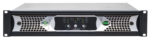 Network Power Amplifier with DSP: 2 x 800 Watts @ 2 Ohms 2 x 800 Watts @ 4 Ohms 2 x 800 Watts @ 70V