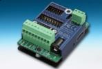 SER-DMX: DMX-512 & ServoMotor Output miniBrick