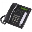 24-Button Analog Telephone with 1-line Backlit LCD Display, White