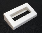 White Acrylic Standalone Tabletop Enclosure for PixiePro