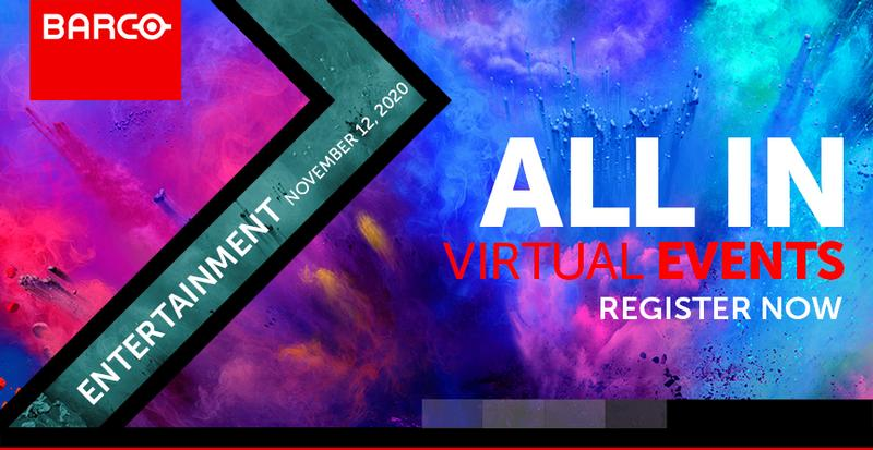 ALL IN VIRTUAL EVENT - ENTERTAINMENT (Nov. 12, 2020)