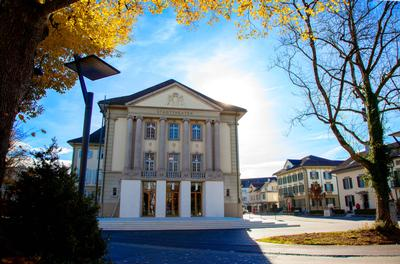 Renkus-Heinz Featured in Renovated Stadttheater Langenthal