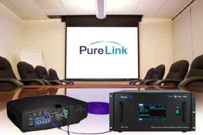 Complete HDBaseT™ Connectivity Certified by PureLink