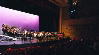 Meyer Sound Constellation Serves Performances and Technical Education at Singapore American School