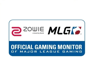 ZOWIE by BenQ Supplies eSports Monitors for MLG Counter Strike: Global Offensive Events