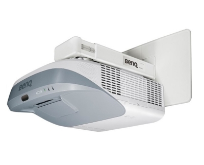 BenQ's New Interactive Classroom Projector Boasts Shortest Throw Ratio on the Market
