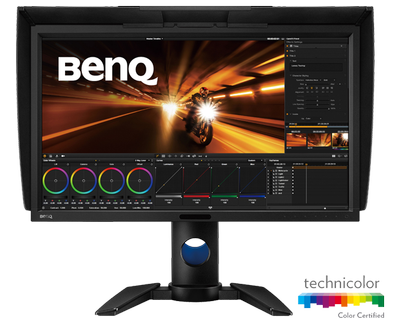 BenQ Technicolor® Color Certified PV3200PT