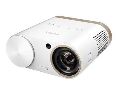 BenQ Unleashes Smart All-In- One LED Mini Projector With Bluetooth ® Speaker