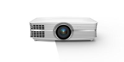 Optoma Unveils Laser, HDR10, 4K UHD and Ultra-Short Throw Home Theater Projectors at CES 2017