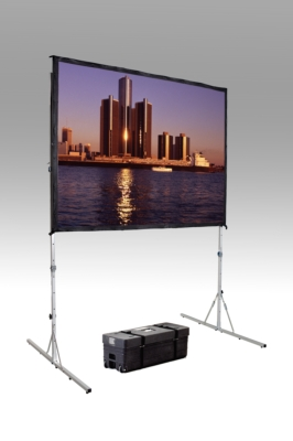 Da-Lite's Fast-Fold® Deluxe in 16:10 Sizes Voted Best Projection Screen by Rental & Staging Magazine at InfoComm 2011