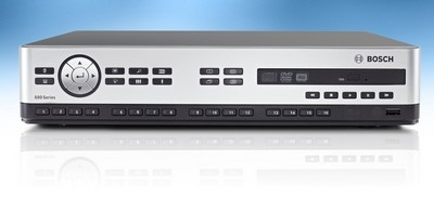 Bosch Introduces Video Recorders with Flexible Control and Remote Management Features