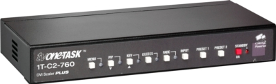 TV One Launches New DVI Enhanced Resolution Video Scaler from TV One