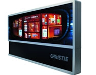 Christie Digital Signage Solutions Augment Retail Sales And Deliver Corporate Brand Messages