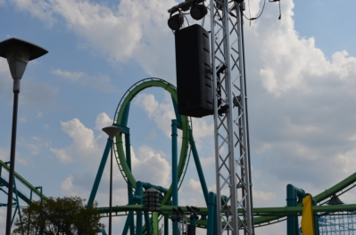 One Systems Speakers Selected for AV System at Cedar Point Amusement Park