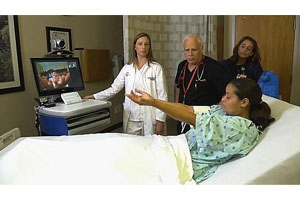 Orlando Health Uses Polycom RealPresence Mobile 1.3 Video Collaboration to Allow Neurologists to Speed Stroke Assessment & Treat Stroke Victims Faster