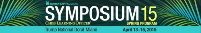 ClearOne at the CLO Symposium 2015 in Miami Florida, April 13-15