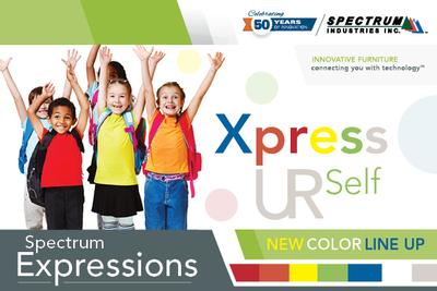 Spectrum Industries Expands its Expressions Line