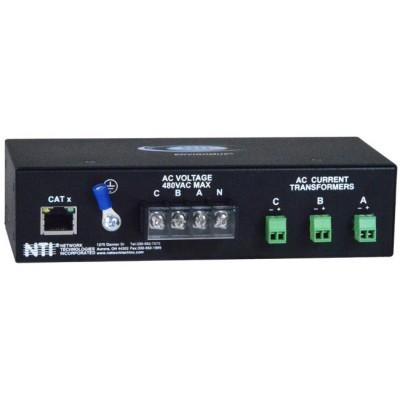 NTI Introduces a 3-Phase AC Power Monitor