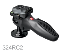 Manfrotto's 324RC2 & 327RC2 Joystick Heads Win TIPA 2010 Best Accessory Award