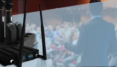 ClearOne Introduces New Two-Channel Wireless Microphone System