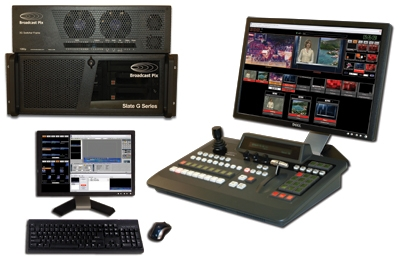 Broadcast Pix Brings Native 3G 1080p Integrated Production System to IBC2009s