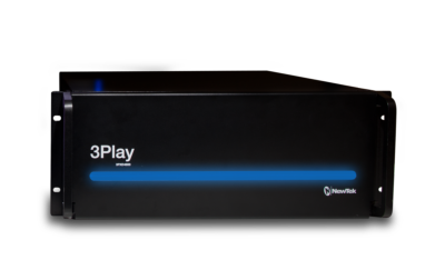 3Play 4800 Brings Home Coveted STAR Award from TV Technology at the 2013 NAB Show