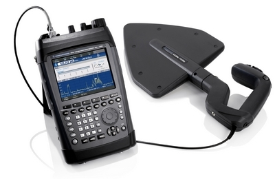 Rohde & Schwarz's R&S®PR100 Portable Receiver Designed for LTE & Cable System Interference Detection and Spectrum Clearing