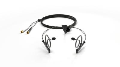 What You Hear is What You Get with DPA's New 4560 Core Binaural Headset Microphone
