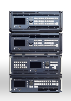 Analog Way's LiveCore™ series now easily compatible with Crestron 2-series and 3-series Control Systems