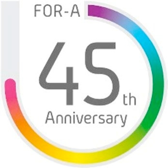 FOR-A Anniversary Marks 45 Years of Company Success
