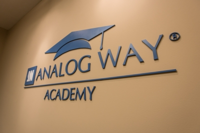 Analog Way Launches Its Training Academy