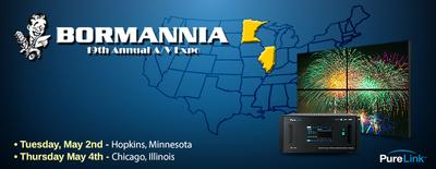 PureLink Participating in 19th Annual Bormannia A/V Expo