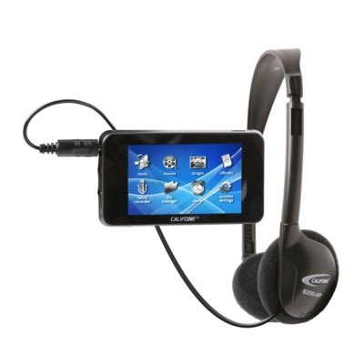 Learning Enhanced with Industry-First TouchScreen MP4 Player