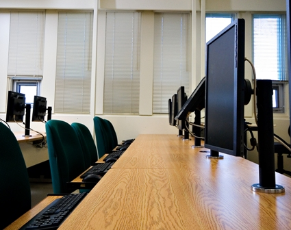 Atdec Helps Laurentian University Meet Its LCD Monitor Mounting Challenges With Advanced Space Solutions