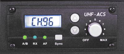 AmpliVox Introduces 96-Channel Wireless PA for Reduced Channel Interference