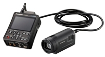 PANASONIC'S NEW HANDHELD AVCCAM HD RECORDER AND POCKET-SIZED REMOTE CAMERA HEAD TO SHIP THIS OCTOBER